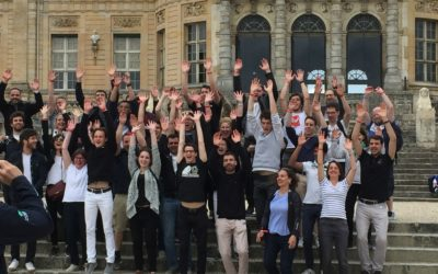 EDF à Vaux Le Vicomte