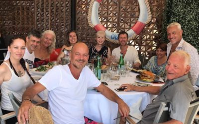 Chez Castel Plage à Nice