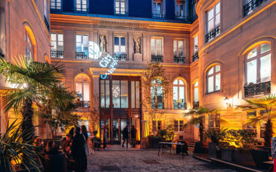 Châteauform' d'hôtel particulier !