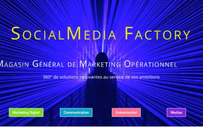 Diana rejoint SocialMédia Factory