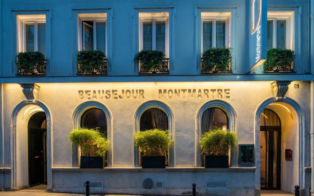 L'Appel du B. Montmartre Hôtel