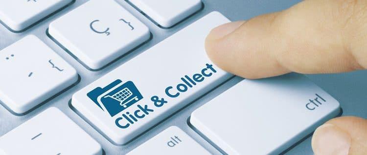 Click & Collect : c'est le moment !