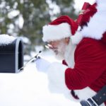 Père Noël en visio Diana Rondeau