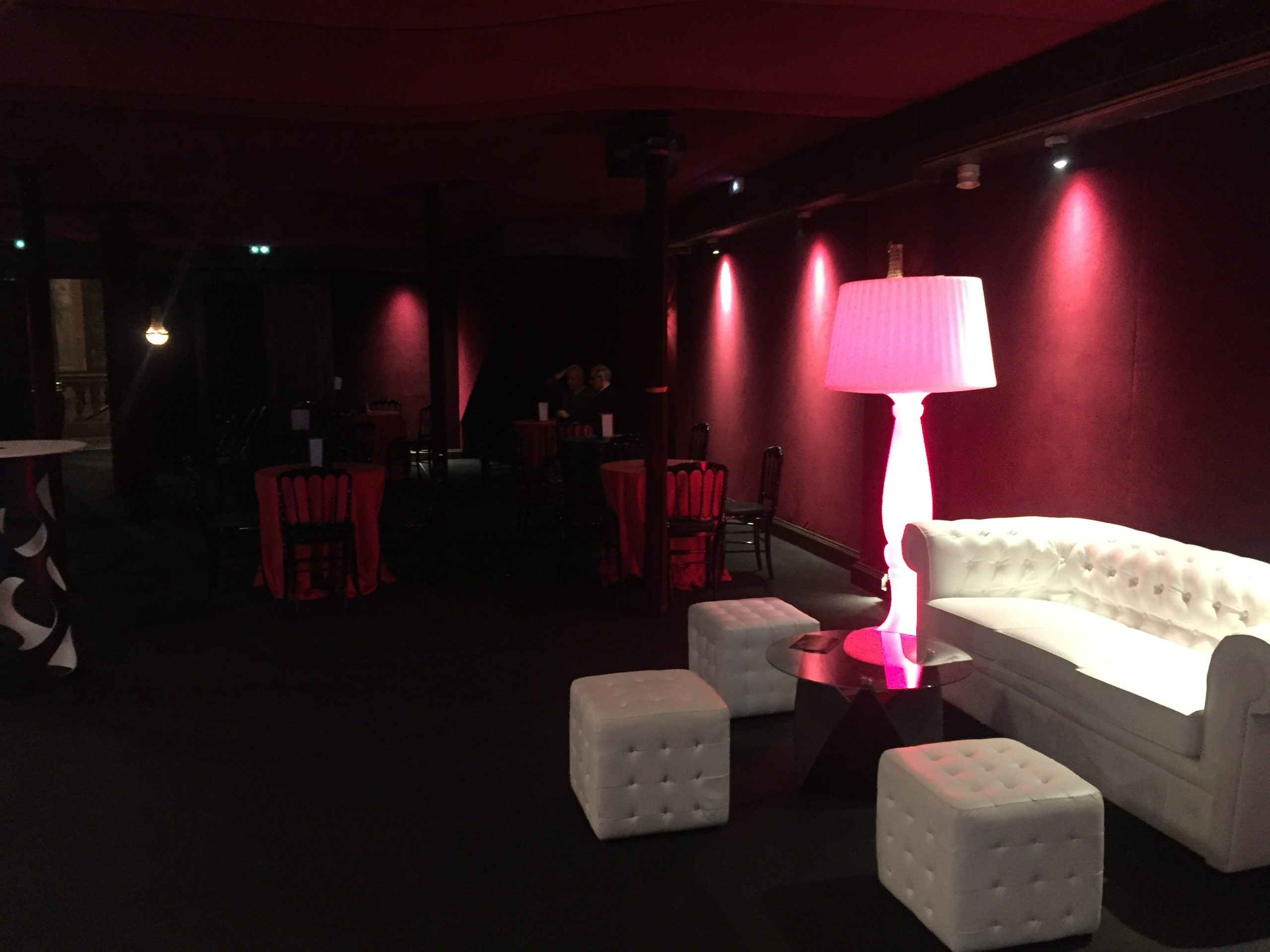 Le Trianon coin salon