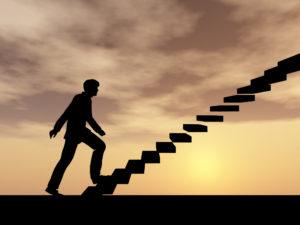 marcher vers le succès