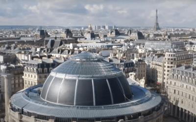 La bourse de Commerce de Paris fait peau neuve