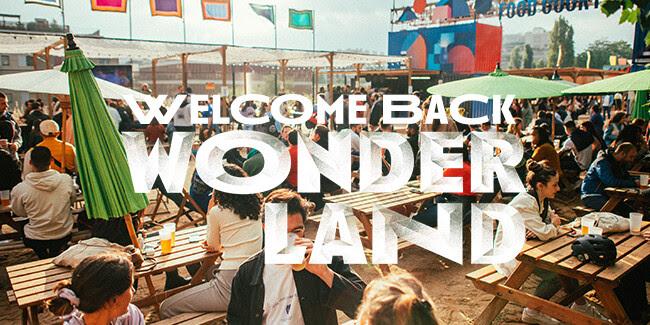 Lieux éphémères : Le Wonder Land !